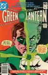 Cover for Green Lantern (DC, 1976 series) #128