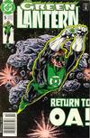 Cover Thumbnail for Green Lantern (1990 series) #5 [Newsstand]