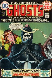 Cover Thumbnail for Ghosts (DC, 1971 series) #29