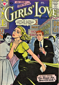 Cover Thumbnail for Girls' Love Stories (DC, 1949 series) #50