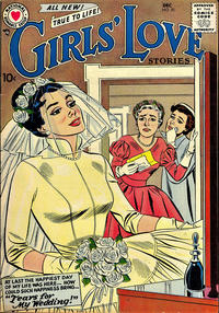 Cover Thumbnail for Girls' Love Stories (DC, 1949 series) #51