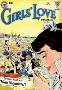 Cover Thumbnail for Girls' Love Stories (DC, 1949 series) #68