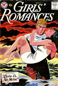 Cover Thumbnail for Girls' Romances (DC, 1950 series) #61