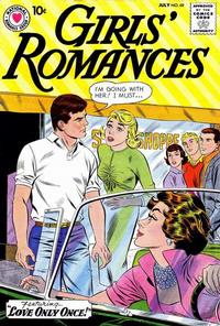 Cover Thumbnail for Girls' Romances (DC, 1950 series) #69