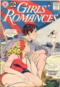 Cover Thumbnail for Girls' Romances (DC, 1950 series) #79