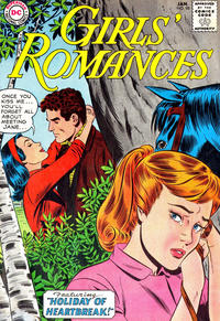 Cover Thumbnail for Girls&#39; Romances (DC, 1950 series) #98