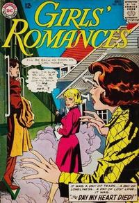 Cover Thumbnail for Girls&#39; Romances (DC, 1950 series) #102