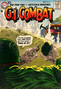 Cover for G.I. Combat (DC, 1957 series) #51