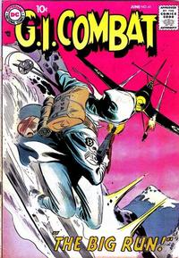 Cover Thumbnail for G.I. Combat (DC, 1957 series) #61