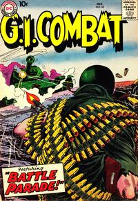 Cover Thumbnail for G.I. Combat (DC, 1957 series) #65