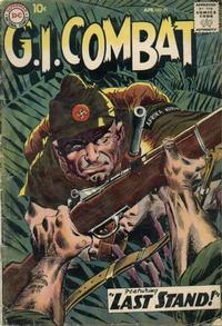 Cover Thumbnail for G.I. Combat (DC, 1957 series) #71
