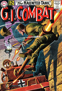 Cover Thumbnail for G.I. Combat (DC, 1957 series) #96