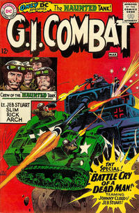 Cover Thumbnail for G.I. Combat (DC, 1957 series) #116