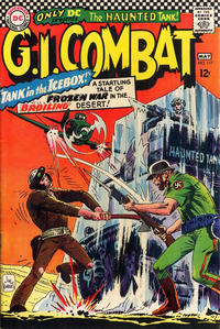 Cover Thumbnail for G.I. Combat (DC, 1957 series) #117