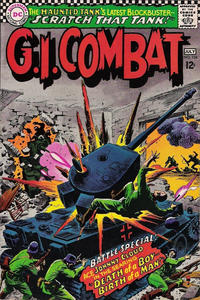 Cover for G.I. Combat (1957 series) #124