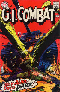 Cover Thumbnail for G.I. Combat (DC, 1957 series) #125