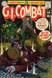 Cover Thumbnail for G.I. Combat (DC, 1957 series) #142