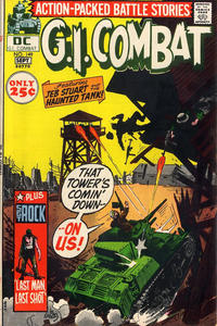 Cover Thumbnail for G.I. Combat (DC, 1957 series) #149