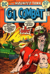Cover Thumbnail for G.I. Combat (DC, 1957 series) #168