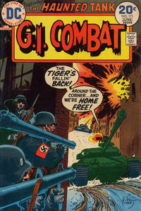 Cover Thumbnail for G.I. Combat (DC, 1957 series) #171