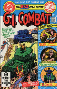 Cover Thumbnail for G.I. Combat (DC, 1957 series) #249