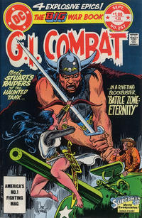 Cover Thumbnail for G.I. Combat (DC, 1957 series) #257 [Direct-Sales]