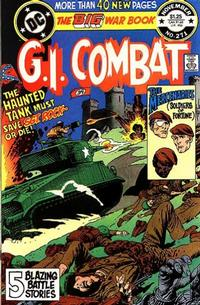 Cover Thumbnail for G.I. Combat (DC, 1957 series) #271 [direct-sales]