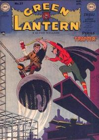 Cover Thumbnail for Green Lantern (DC, 1941 series) #37