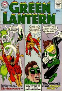 Cover Thumbnail for Green Lantern (DC, 1960 series) #35