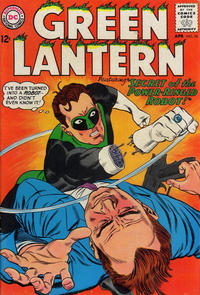 Cover Thumbnail for Green Lantern (DC, 1960 series) #36