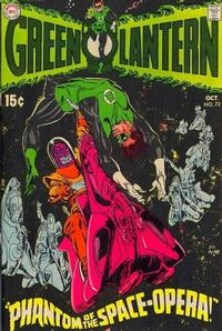Cover Thumbnail for Green Lantern (DC, 1960 series) #72