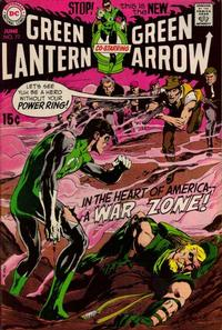 Cover Thumbnail for Green Lantern (DC, 1960 series) #77