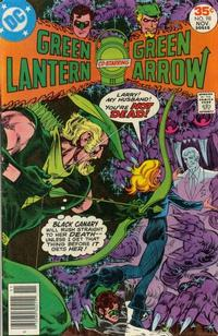 Cover Thumbnail for Green Lantern (DC, 1976 series) #98
