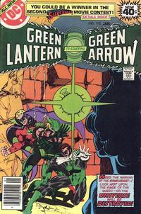 Cover for Green Lantern (1976 series) #112