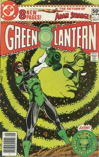 Cover for Green Lantern (1976 series) #132