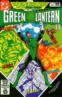 Cover Thumbnail for Green Lantern (DC, 1976 series) #136