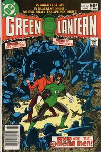 Cover for Green Lantern (1976 series) #141