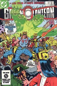 Cover Thumbnail for Green Lantern (DC, 1976 series) #178 [Direct]