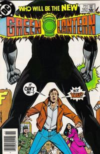 Cover for Green Lantern (1976 series) #182 [Newsstand]
