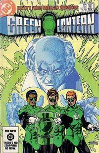 Cover for Green Lantern (DC, 1976 series) #184 [Direct-Sales Variant]