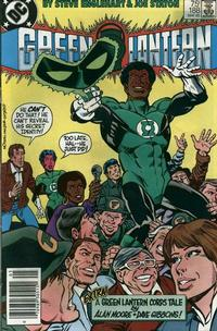 Cover for Green Lantern (1976 series) #188 [Newsstand]