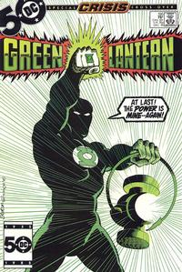 Cover for Green Lantern (DC, 1976 series) #195