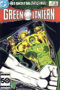 Cover for Green Lantern (DC, 1976 series) #199 [Newsstand]