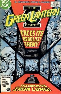 Cover Thumbnail for Green Lantern (DC, 1976 series) #204 [Direct]