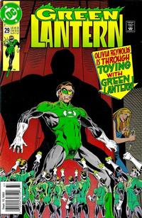 Cover Thumbnail for Green Lantern (DC, 1990 series) #29