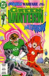 Cover Thumbnail for Green Lantern (DC, 1990 series) #31 [Direct]