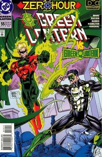 Cover Thumbnail for Green Lantern (DC, 1990 series) #55