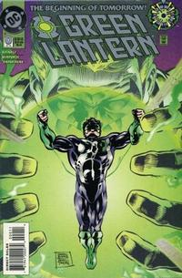 Cover Thumbnail for Green Lantern (DC, 1990 series) #0