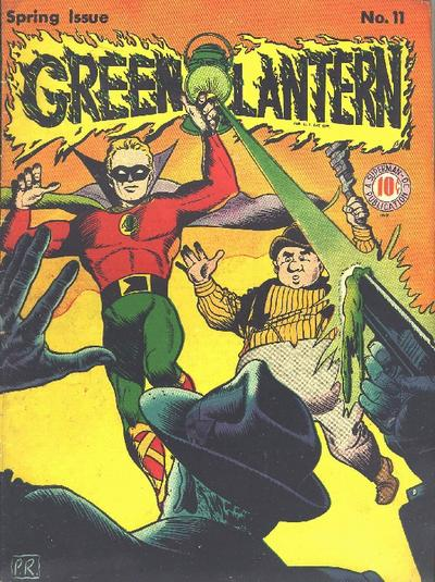 Cover for Green Lantern (1941 series) #11