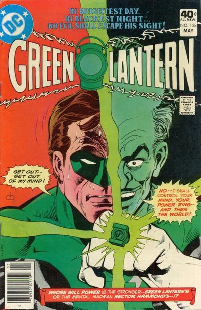 Cover for Green Lantern (1976 series) #128